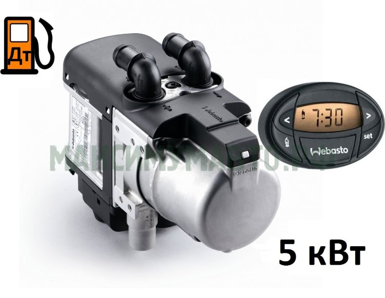 Webasto Thermo Top START 5кВт