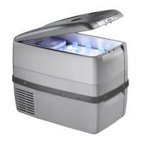 Автохолодильник Dometic CoolFreeze CDF-46, 39л
